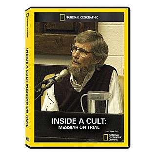 View Inside a Cult: Messiah on Trial DVD Exclusive image