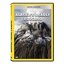 Alaska's Deadly Volcano DVD Exclusive