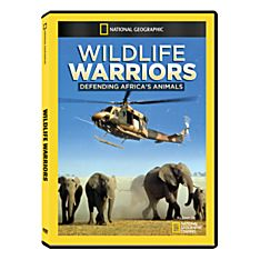 Wildlife Warriors DVD-R