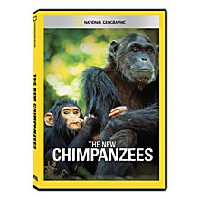 The New Chimpanzees DVD
