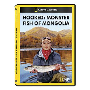 Hooked: Monster Fish of Mongolia DVD Exclusive