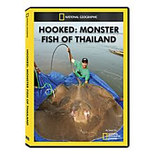 Hooked: Monster Fish of Thailand DVD
