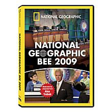 National Geographic Bee 2009 DVD Exclusive