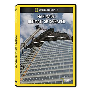View Man Made: Ultimate Skyscraper DVD Exclusive image