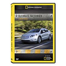 Ultimate Factories: Chevy Volt DVD Exclusive