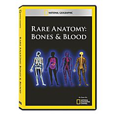 Rare Anatomy: Bones & Blood DVD Exclusive
