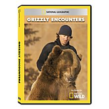 Grizzly Encounters DVD