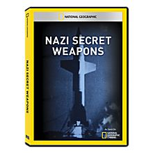 Nazi Secret Weapons DVD