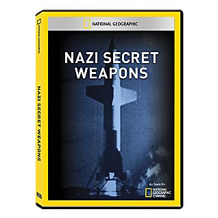 Nazi Secret Weapons DVD Exclusive