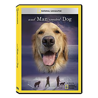 View And Man Created Dog DVD-R image