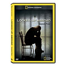 Locked Up Abroad, Season Four, 2-DVD-R Set, 2010