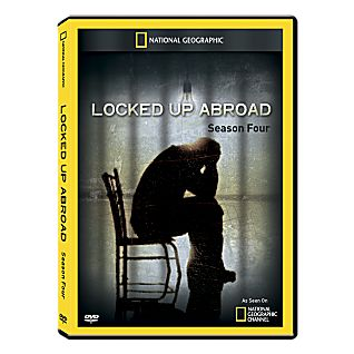 Locked Up Abroad, Season Four, 2-DVD-R Set