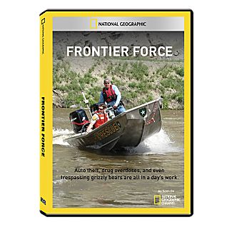 Frontier Force DVD-R