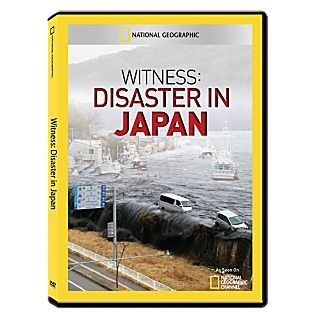 Witness: Disaster in Japan DVD-R