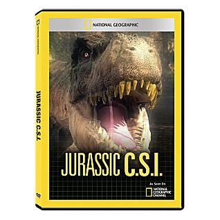 Jurassic CSI DVD-R