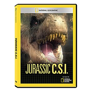 View Jurassic CSI DVD-R image