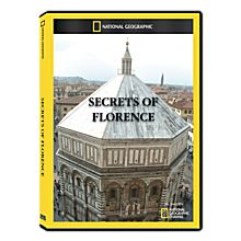 Secrets of Florence DVD