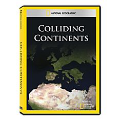 Colliding Continents DVD