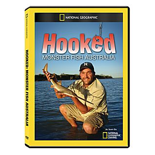 Hooked: Monster Fish of Australia DVD-R
