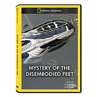 Mystery of the Disembodied Feet DVD Exclusive