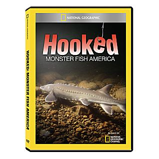 Hooked: Monster Fish of America DVD-R