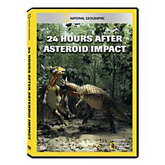 24 Hours After Asteroid Impact DVD Exclusive
