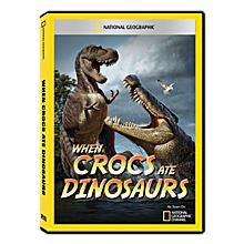 When Crocs Ate Dinosaurs DVD