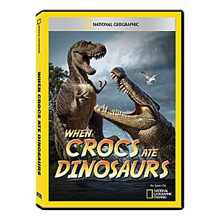View When Crocs Ate Dinosaurs DVD Exclusive image