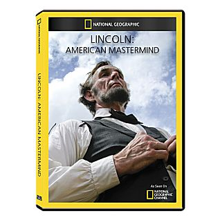 View Lincoln: American Mastermind DVD Exclusive image