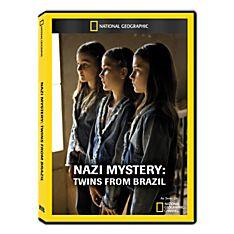Nazi Mystery: Twins from Brazil DVD