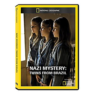 View Nazi Mystery: Twins from Brazil DVD Exclusive image