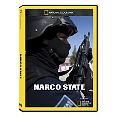Narco State DVD