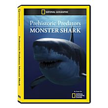 Prehistoric Predators: Monster Shark DVD