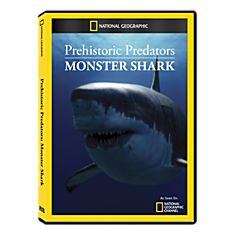 Prehistoric Ocean Animals DVD