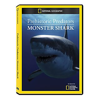View Prehistoric Predators: Monster Shark DVD Exclusive image