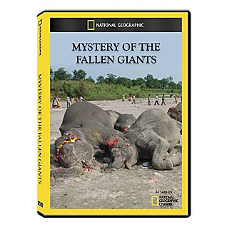 Mystery of the Fallen Giants DVD Exclusive