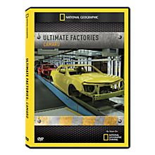 Ultimate Factory Car DVDs