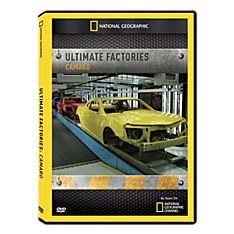 Ultimate Factories: Camaro DVD