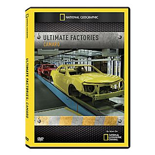 View Ultimate Factories: Camaro DVD Exclusive image