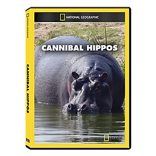 Cannibal Hippos DVD Exclusive