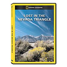 Lost in the Nevada Triangle DVD