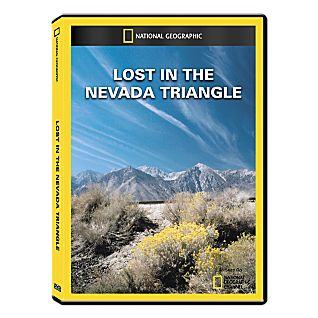 Lost in the Nevada Triangle DVD Exclusive