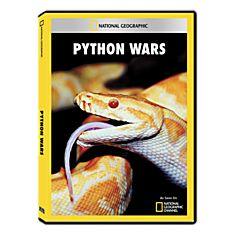 Python Wars DVD