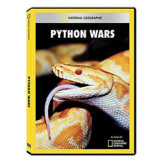 View Python Wars DVD Exclusive image