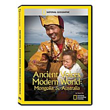 Ancient Voices, Modern World: Mongolia & Australia DVD