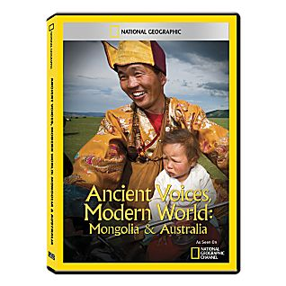 Ancient Voices, Modern World: Mongolia & Australia DVD Exclusive