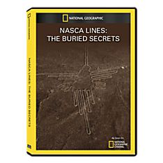 Nasca Lines: The Buried Secrets DVD