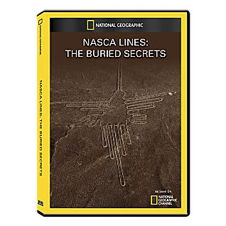 Nasca Lines: The Buried Secrets DVD Exclusive