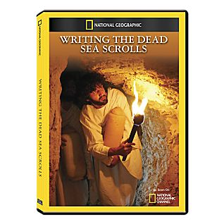 View Writing the Dead Sea Scrolls DVD-R image