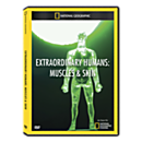 Extraordinary Humans: Muscle & Skin DVD-R